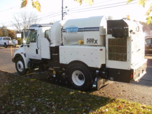 TYMCO sweepers from Trius Inc