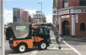 multihog with cityvac attachment