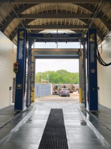 Westmatic Heavy Duty Touchless Drive-Through System