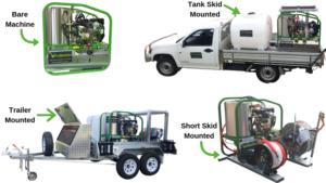 uses for Weedtechnics truck equipment