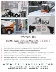 multihog CV multipurpose cleaner features - Trius Inc