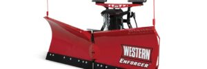 Western Plow Enforcer, sold by Trius Inc