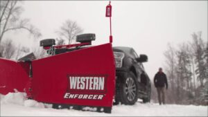 Western Plows Enforcer, sold at Trius Inc.