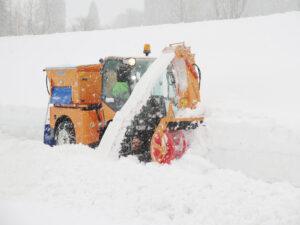 Kahlbacher Snow Blower
