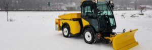 winter attachments from Multihog, now available at Trius Inc