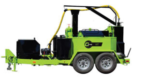 Cimline M-series asphalt repair equipment, available at Trius Inc