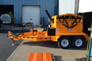 KMI Bohemia 2 asphalt repair equipment, available at Trius Inc