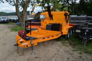 KMI asphalt repair equipment, available at Trius Inc