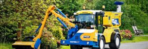 multihog with attachments, available at Trius Inc